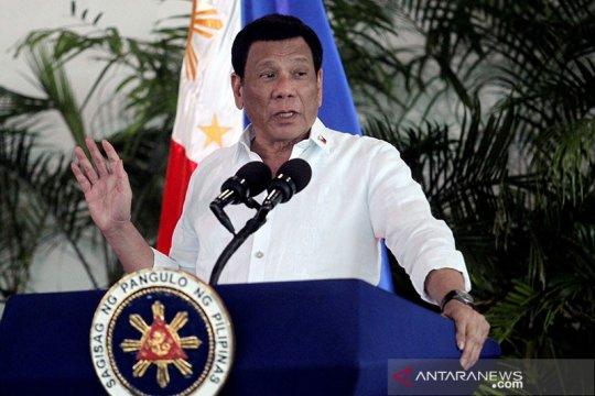 Presiden Filipina serukan solusi damai atas konflik Laut China Selatan