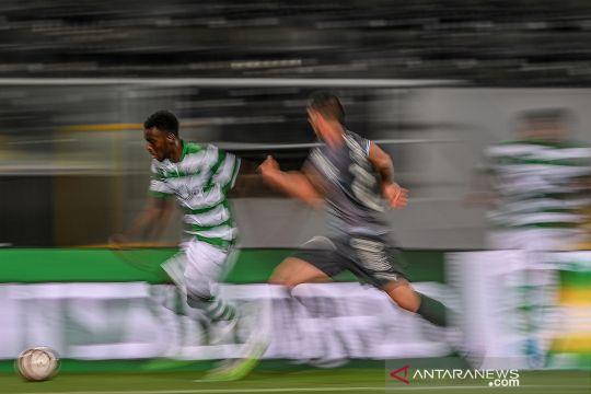 Laga sepakbola di Portugal kembali bergulir