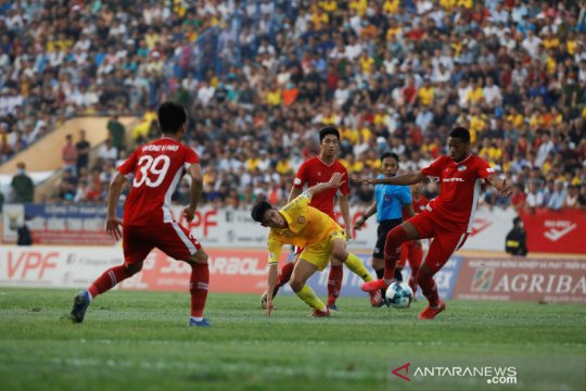 Liga Vietnam kembali dihentikan akibat kasus baru COVID-19