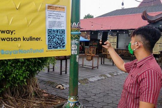Gondomanan Yogyakarta siapkan buku tamu digital hadapi normal baru