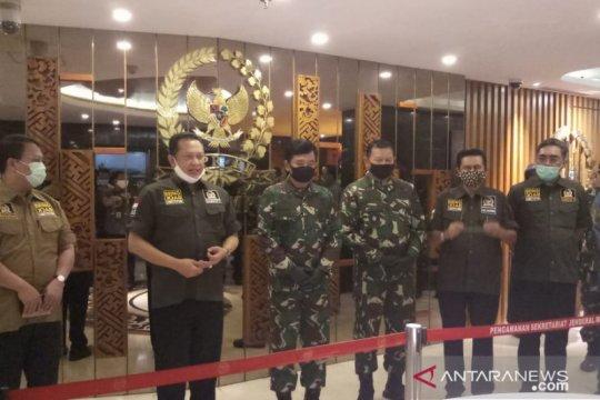 MPR apresiasi keteladanan dua prajurit TNI tunjukan solidaritas sosial