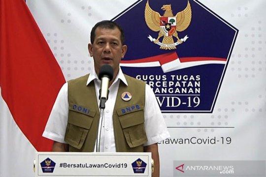 Doni Monardo umumkan persiapan masyarakat produktif aman COVID-19
