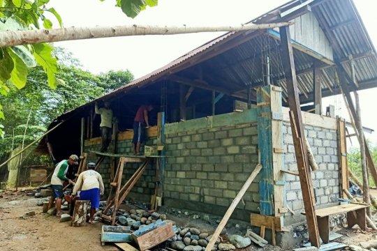 Kementerian PUPR anggarkan Rp70 miliar terkait bedah rumah di Sulteng