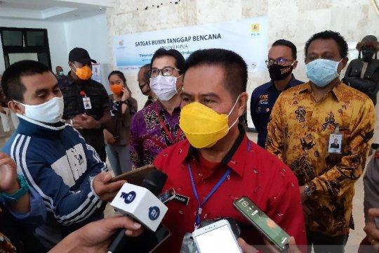 Penerapan relaksasi usai PSDD di zona merah Papua terus dipantau
