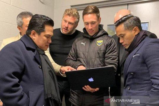 Pengusaha Indonesia siap beli saham mayoritas Oxford United