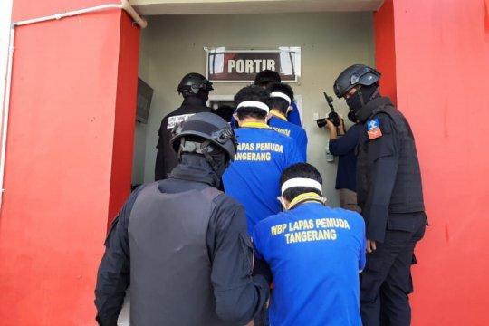 50 napi narkoba dari Aceh dipindah ke Nusakambangan