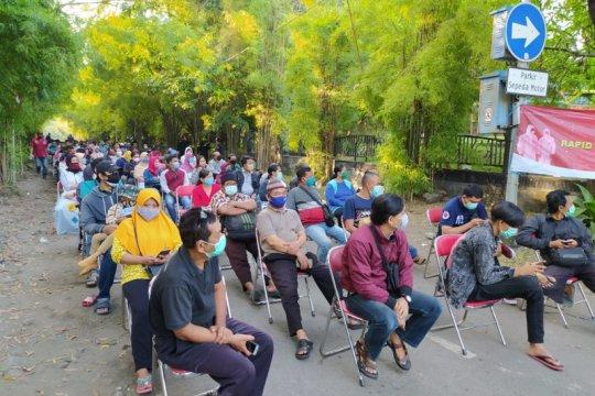 IKA FKM Unair nilai kebijakan tes COVID-19 massal di Surabaya tepat