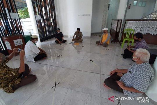 Shalat Jumat di Masjid Nuurusysyifaa utamakan protokol kesehatan