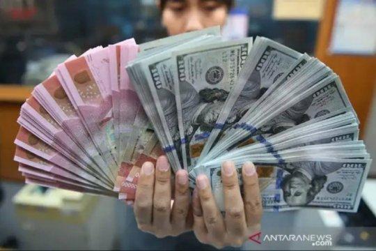 Rupiah berpeluang lanjutkan penguatan, ditopang pelemahan dolar