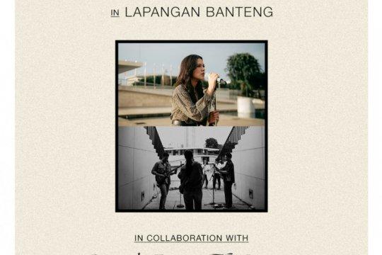 "Raisa rilis audio lagu ""Live In Lapangan Banteng"""