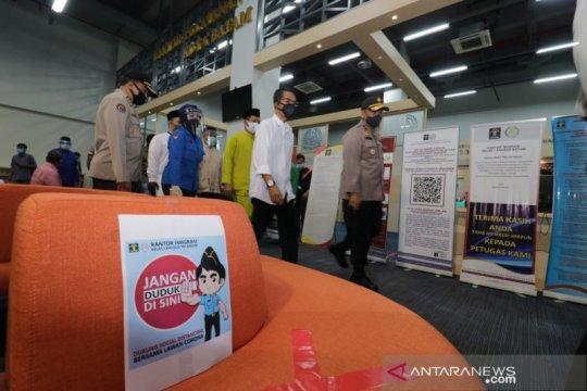 Polda Kepri cek kesiapan normal baru di Batam