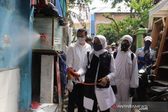 Menteri Ketenagakerjaan minta perusahaan disinfeksi area kerja