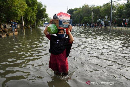 Jakarta bersiap menyambut musim hujan