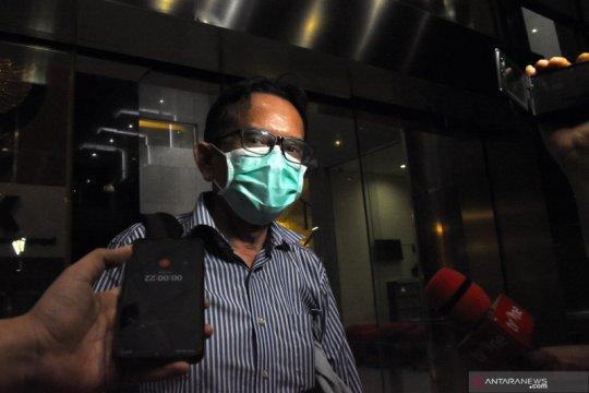 KPK periksa mantan Dirut PT Dirgantara Indonesia