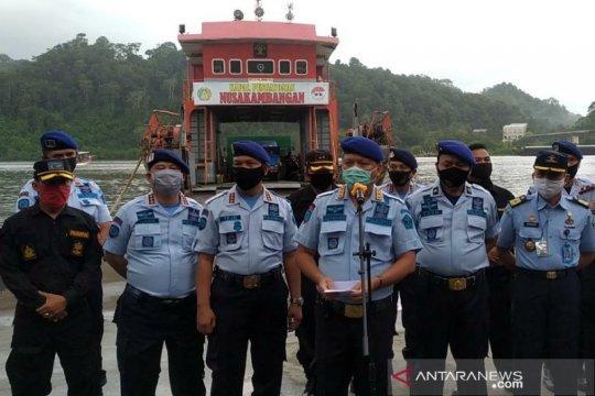 41 bandar narkoba dipindahkan ke Nusakambangan
