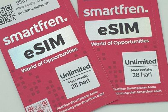 Smartfren hadirkan eSIM untuk Android