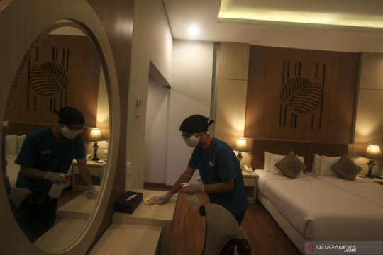 PHRI: 142 hotel di Yogyakarta terverifikasi protokol kesehatan
