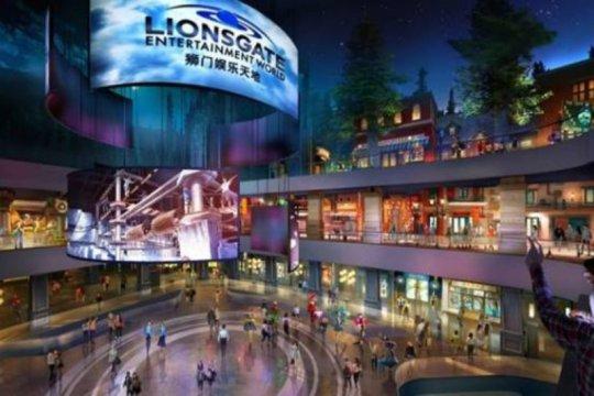 Taman hiburan Lionsgate dibuka kembali 24 Juni