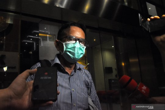 Mantan Dirut PTDI Budi Santoso akui diperiksa KPK sebagai tersangka