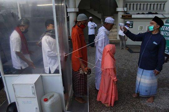 Pemkab Malang ingatkan rumah ibadah wajib terapkan protokol kesehatan