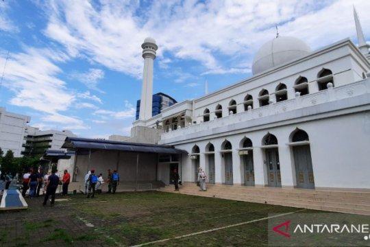 BMKG prakirakan cuaca Jakarta Minggu cerah berawan