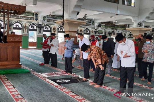 Masjid Al-Azhar siap gelar Shalat Jumat perdana pada PSBB transisi