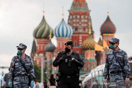 Rusia klaim gagalkan rencana penembakan massal di Moskow