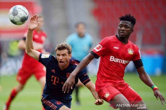 Bundesliga: Bayern Munich kandaskan tuan rumah Bayer Leverkusen 4-2