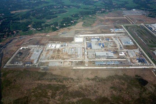 Hyundai: Progres pembangunan pabrik di Indonesia sesuai target