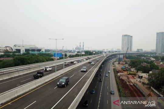 Jasa Marga buka kembali Tol Layang Jakarta-Cikampek