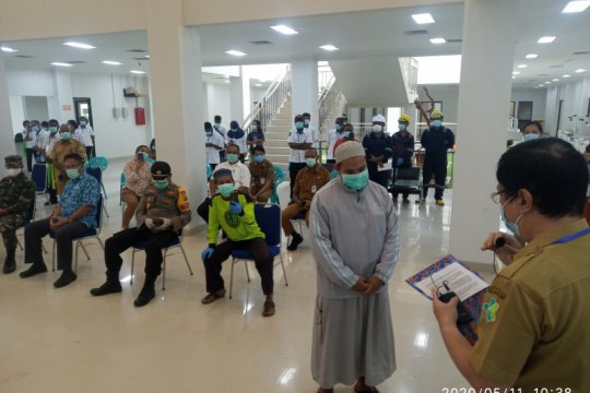 Angka kesembuhan pasien COVID-19 di Papua Barat meningkat