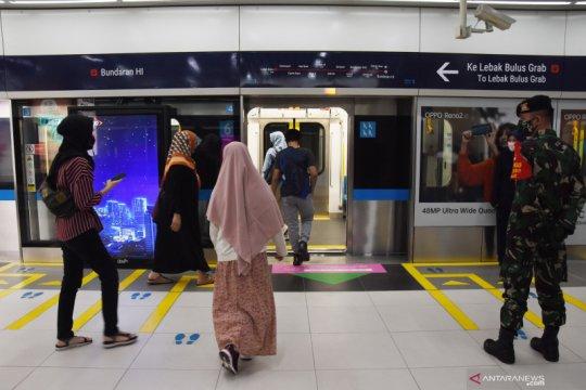 Membangun MRT fase 2, merekam keberlanjutan lingkungan dan budaya
