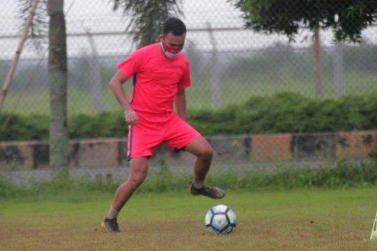 Rizky Pora: sepak bola tanpa penonton terasa hambar