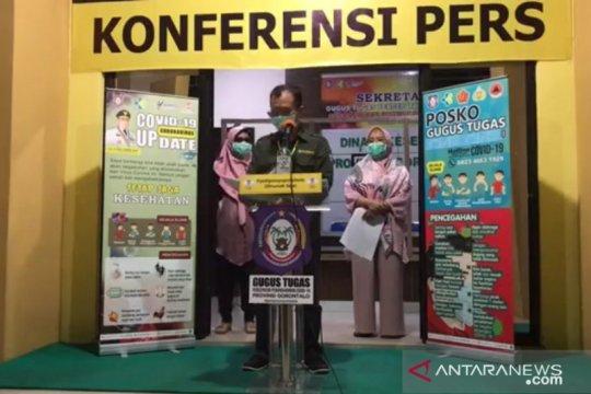 Delapan kasus baru COVID-19 di Gorontalo, 5 tenaga kesehatan