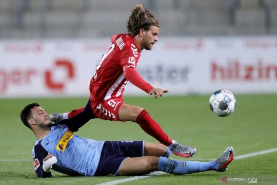 Gladbach, Augsburg, dan Cologne raih kemenangan besar di Piala Jerman