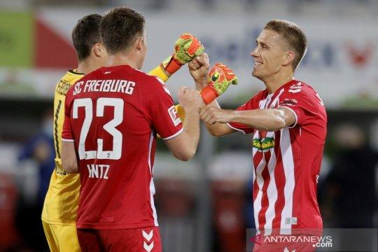 Bundesliga: Freiburg kalahkan Borussia Moenchengladbach