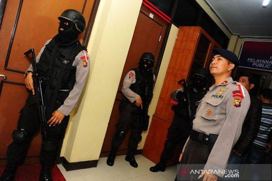 Polri: AR terduga teroris Kalbar mengenal jaringan ISIS dari medsos