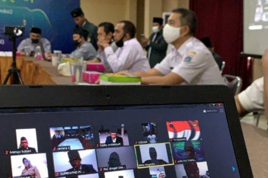 Forkopimko Jaksel gandeng LDII kampanyekan silaturahim ormas virtual