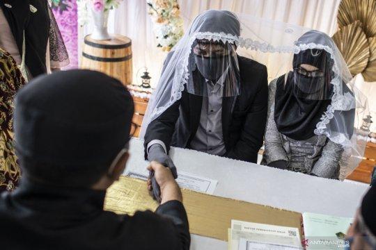 Di DKI, pekan depan mungkin diperbolehkan resepsi pernikahan di gedung