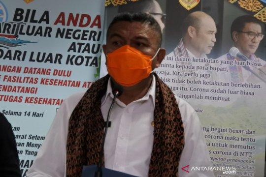 Suami-istri di Kupang terkonfirmasi positif CIVID-19