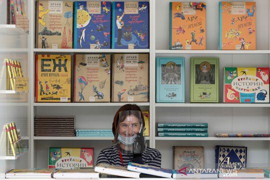 Red Square Book Fair di gelar dengan protokol kesehatan
