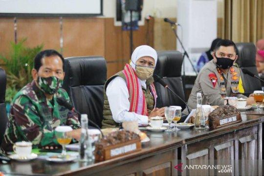Gubernur Jatim: Malang Raya belum bisa terapkan normal baru