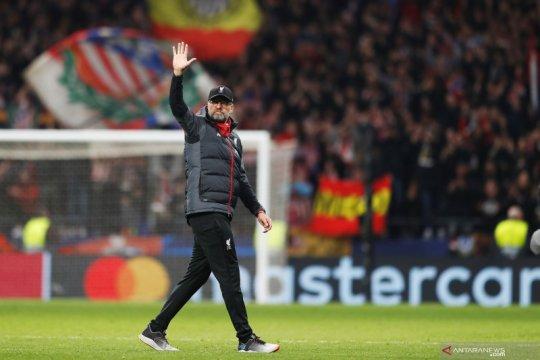 Jurgen Klopp sarankan parade juara Liverpool diadakan musim depan