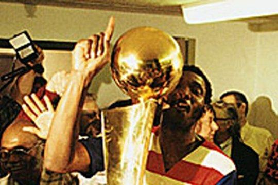 Kala trofi NBA diboyong ke ibu kota Amerika Serikat 42 tahun silam