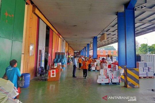 Volume angkutan kargo di bandara AP II meningkat 30 persen