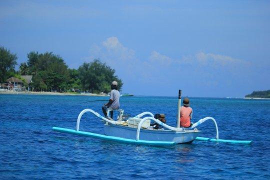 KKP siap pulihkan pariwisata bahari Gili Matra Nusa Tenggara Barat