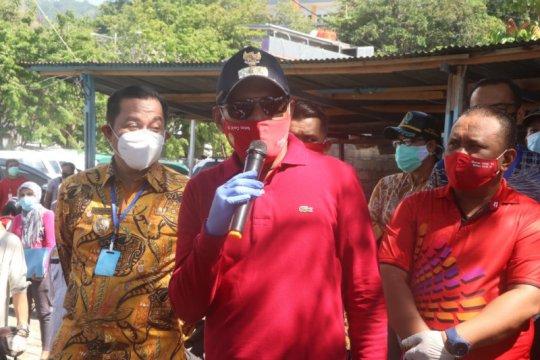 "GTPP: Dari 5.544 warga Kota Jayapura yang ""rapid test"", 927 reaktif"