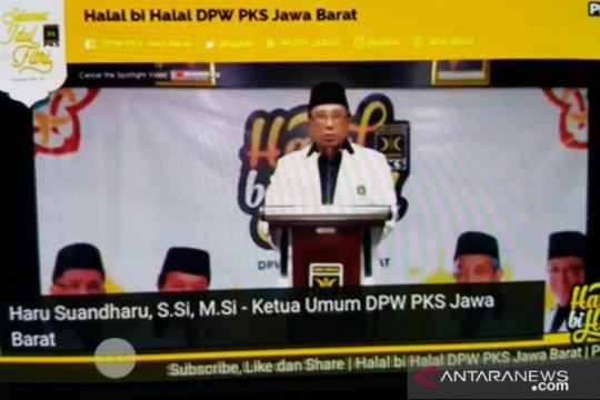 PKS Jabar salurkan bantuan Rp20 miliar bagi warga terdampak COVID-19