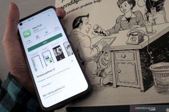 Pengadilan larang blokir WeChat di AS