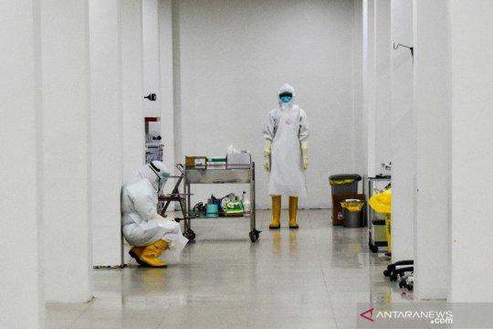 Riau gencarkan tes usap pada kasus tenaga kesehatan positif COVID-19